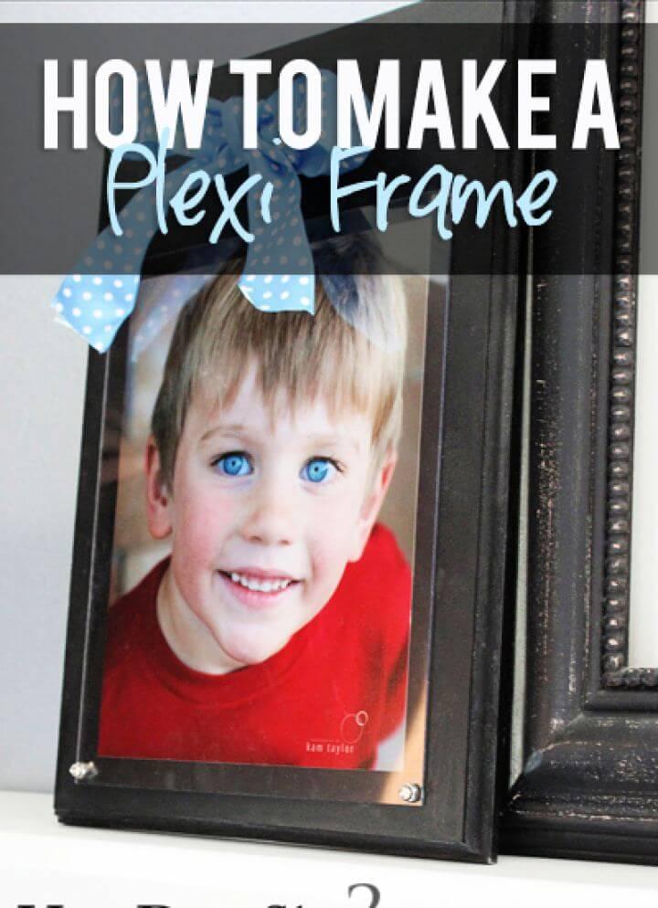 Build Your Own A Plexi Frame