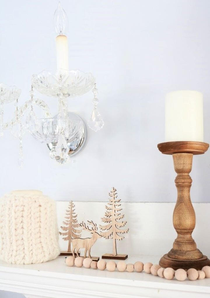 Create Your Own Farmhouse Candle Holders