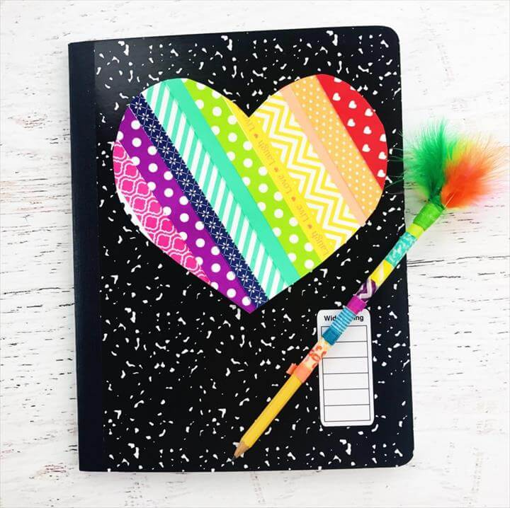 DIY Note Book Idea