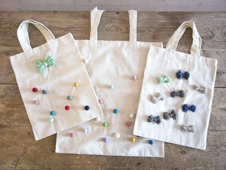 decorative shopping bag