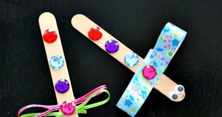 EASY INSECT CRAFT FOR KIDS