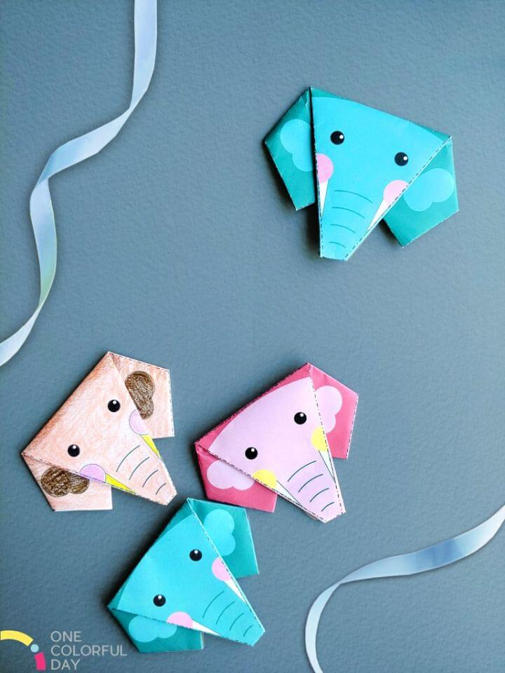 20 Diy Easy Paper Crafts You Make With Kids Creative Diys