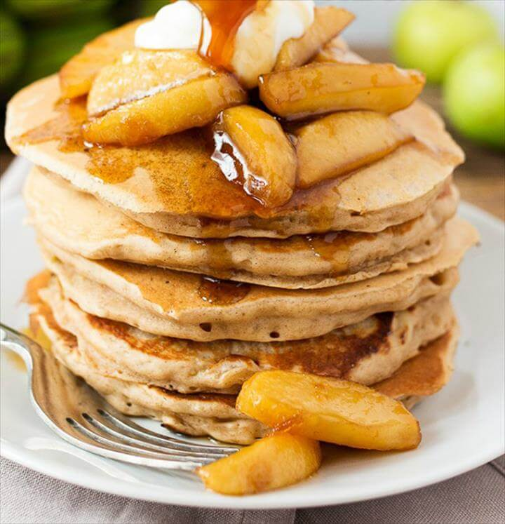 Fruit Filled Pancake Recipe Ideas