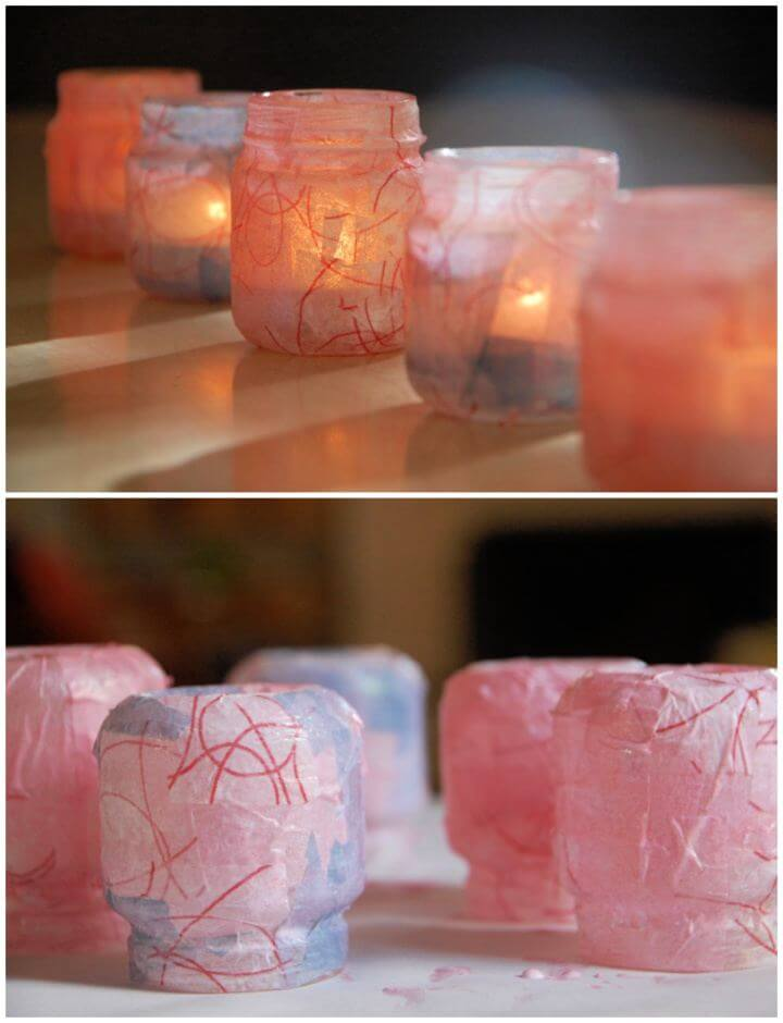 How To Build Baby Food Candle Jars