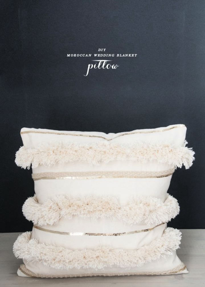 How To Build Your Own Pillow For Home Decor