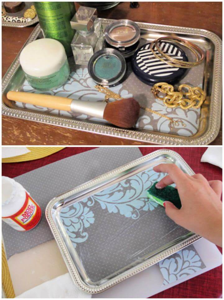 How To Customized Vanity Trays
