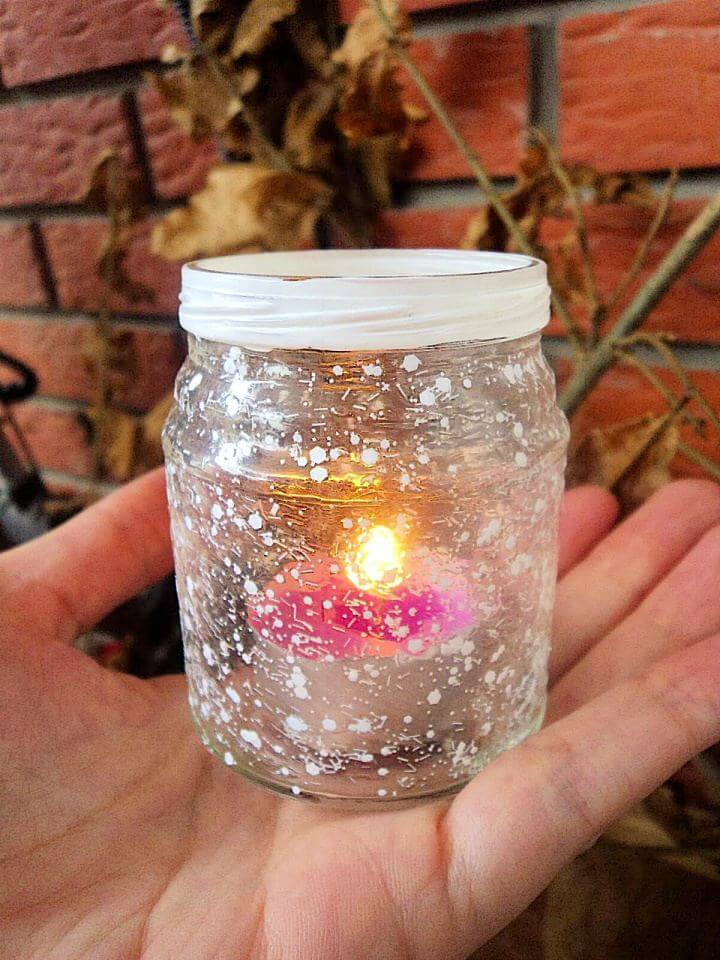 How To Make Candle Holder