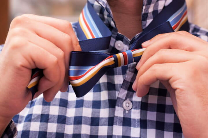 How To Make Father's Day Bow Tie