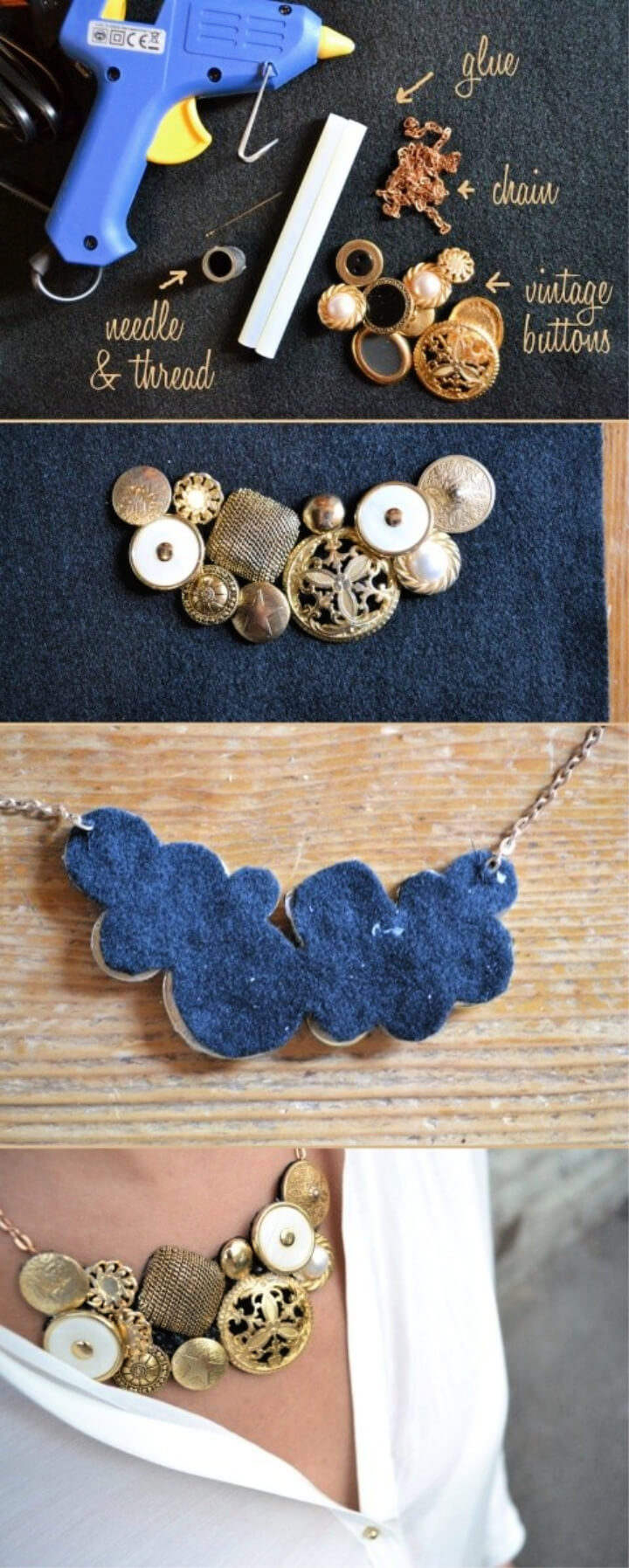 How To Make Great DIY Useful Necklace