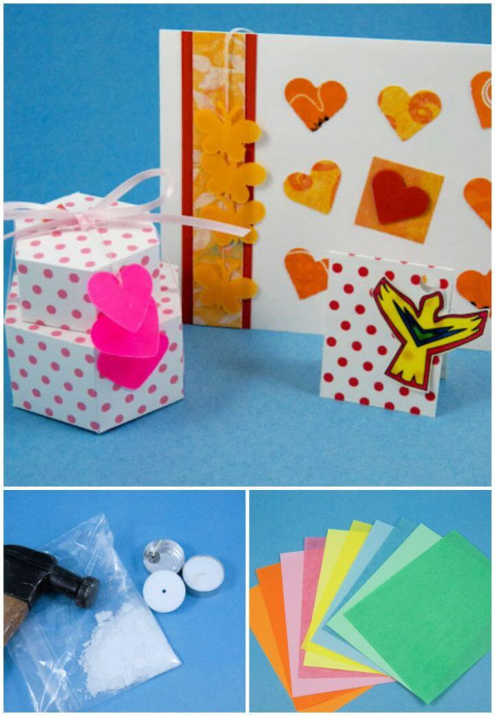 diy paper crafts step by step, do it yourself, creative diys,