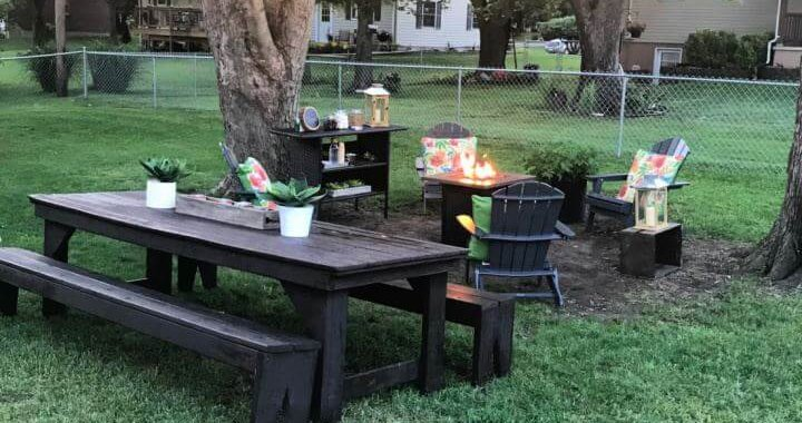 How To Make Hang Outdoor String Lights