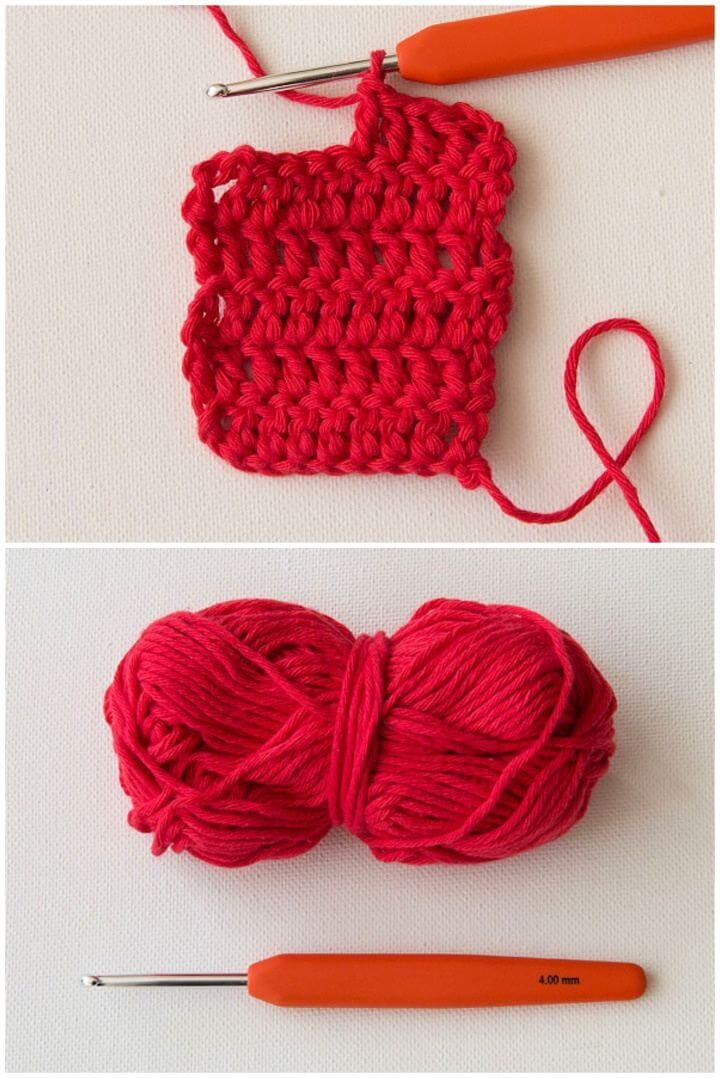 How to Do Double Crochet For Beginners