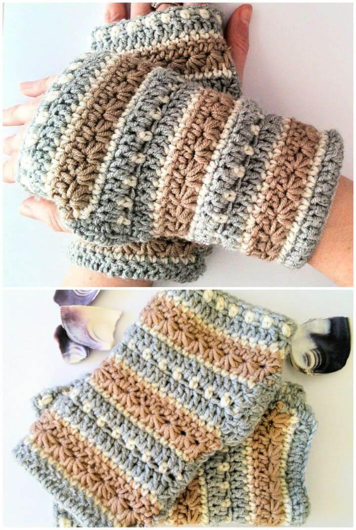 Make Your Own Crochet Gloves