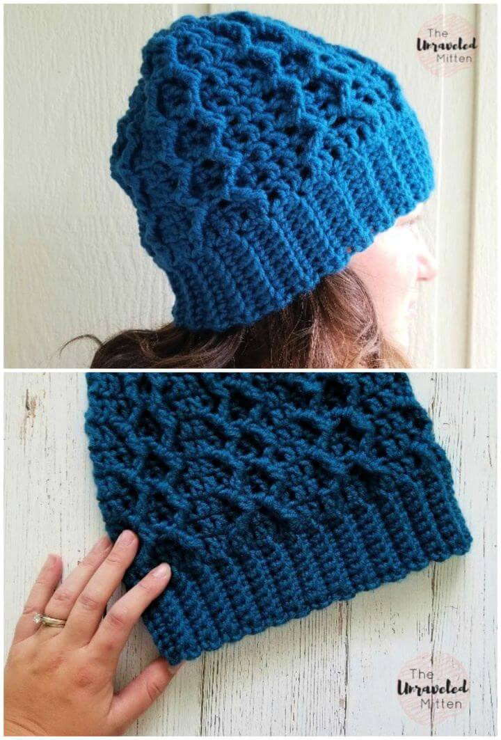 Make Your Own Crochet Hat Pattern
