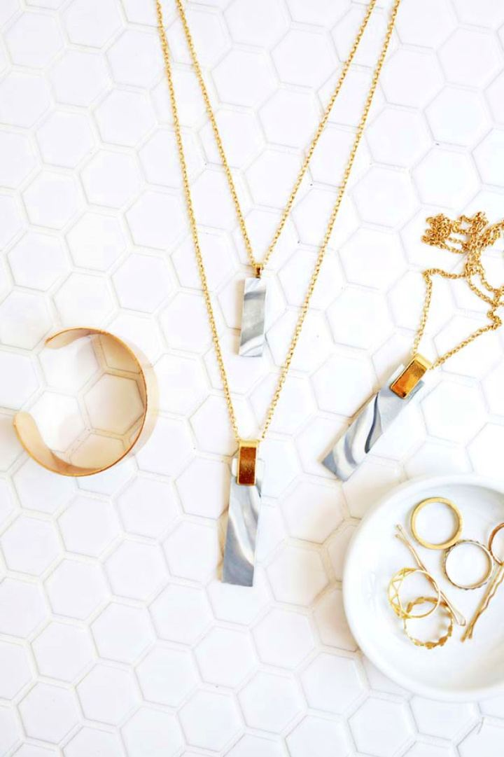 diy crafts and projects, diy necklace chain, diy necklace ideas,