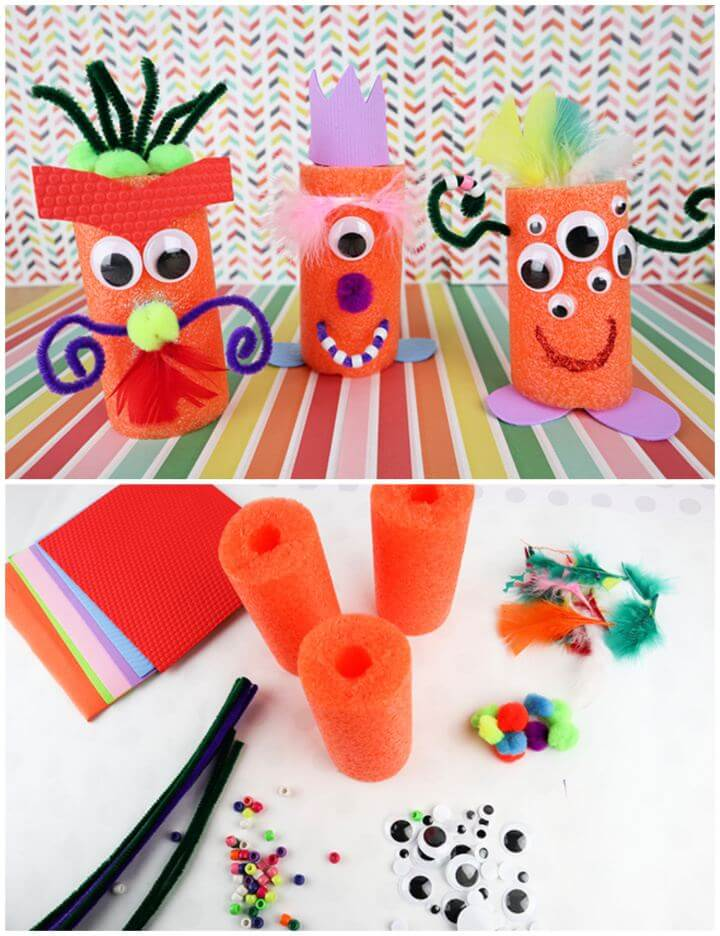 how to crafts, how to make, crafts for summer ideas,