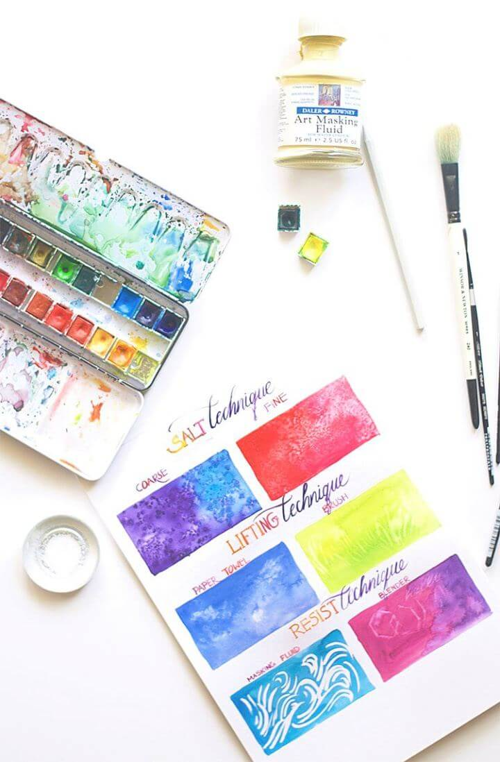 watercolor brands, watercolor tutorial, watercolor art,