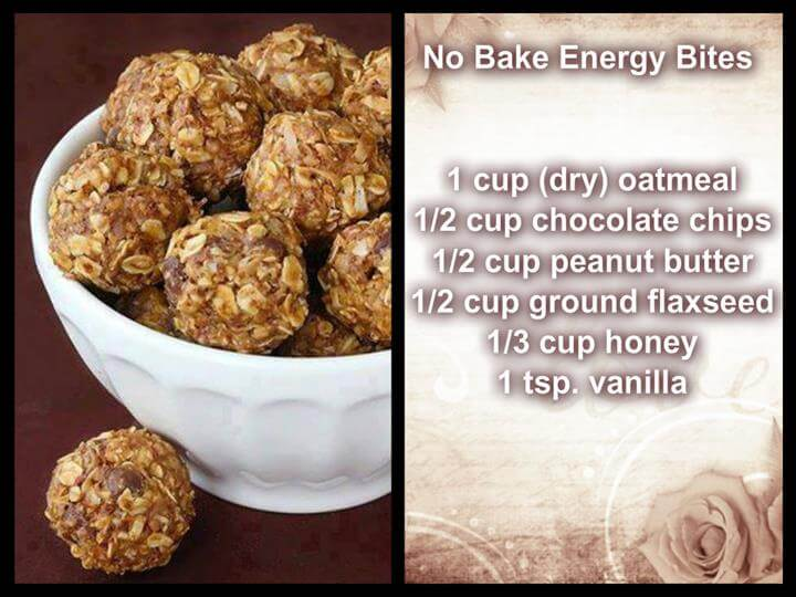 Recipes for Energy Balls That Live Up to the HypeWhether you call them energy bites or energy balls, they're the same thing—unlike each of these 25 recipes that are all consistently healthy but varied in taste, texture, and nutrients. Regardless of how and when you eat them, we can promise you this: You'll never get bored of these snackable treats. From pumpkin and spice to pineapple and coconut, there's a recipe for every craving. Plus, they're all packed with energizing foods to keep you full and focused.You'll want to bookmark this handy list of inspiration for when you want to prep something that will get you through the afternoon slump—or even as appetizers or portion-controlled desserts for if you're hosting a party!