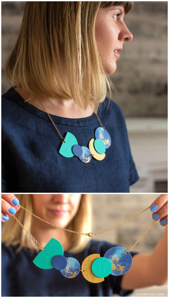 diy jewelry ideas, creative ideas, diy necklace materials, diy necklace ideas,
