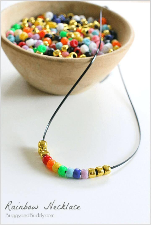 tricks, tutorial, diy projects, diy activities, jewelry,