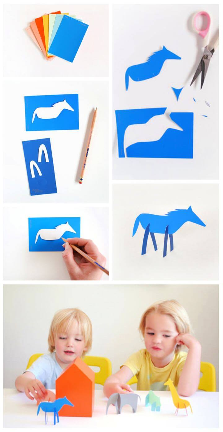 paper craft ideas for kids under 5, diy crafts for kids, kids crafts, crafts for kids,