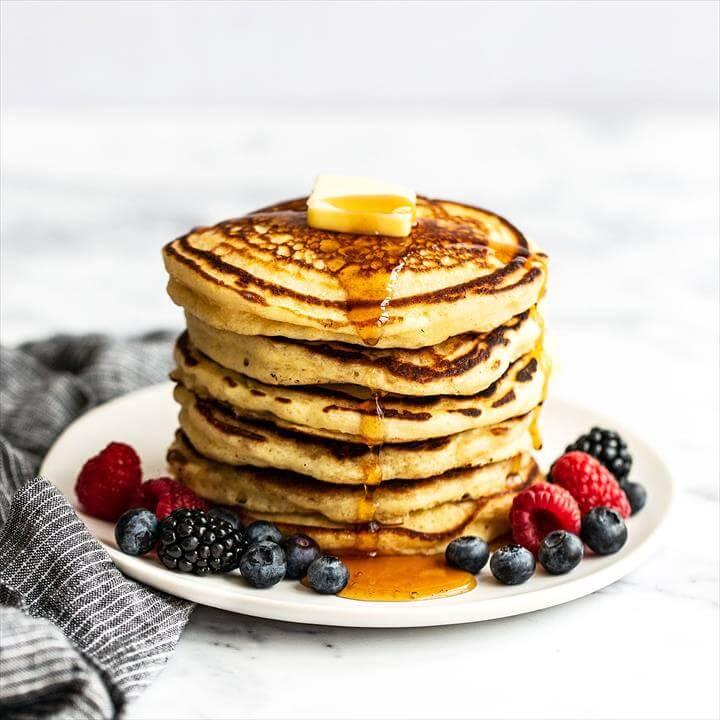Easy pancake recipe