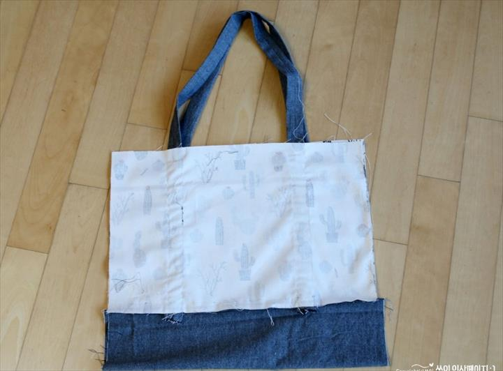 Sew your own unique and eco-friendly shopping bags! Sewing Tutorial: Shopping Bags DIY.