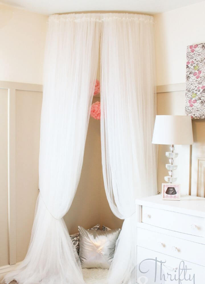 Best DIY Whimsical Canopy Tent
