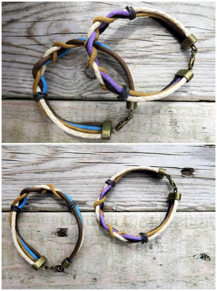 Build A DIY Mans Bracelets