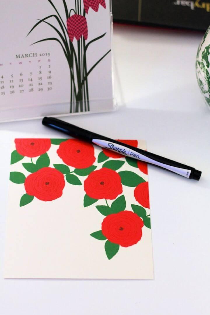 Build Your Own DIY Desk Calendar