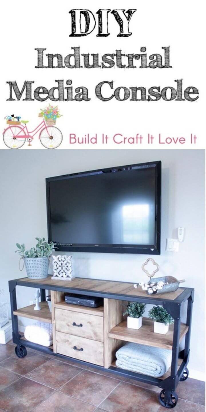 Build Your Own DIY Industrial Media Console