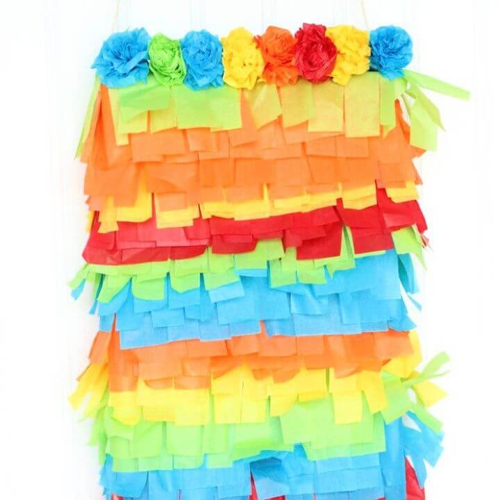 Create Your Own A DIY Cereal Box Pinata