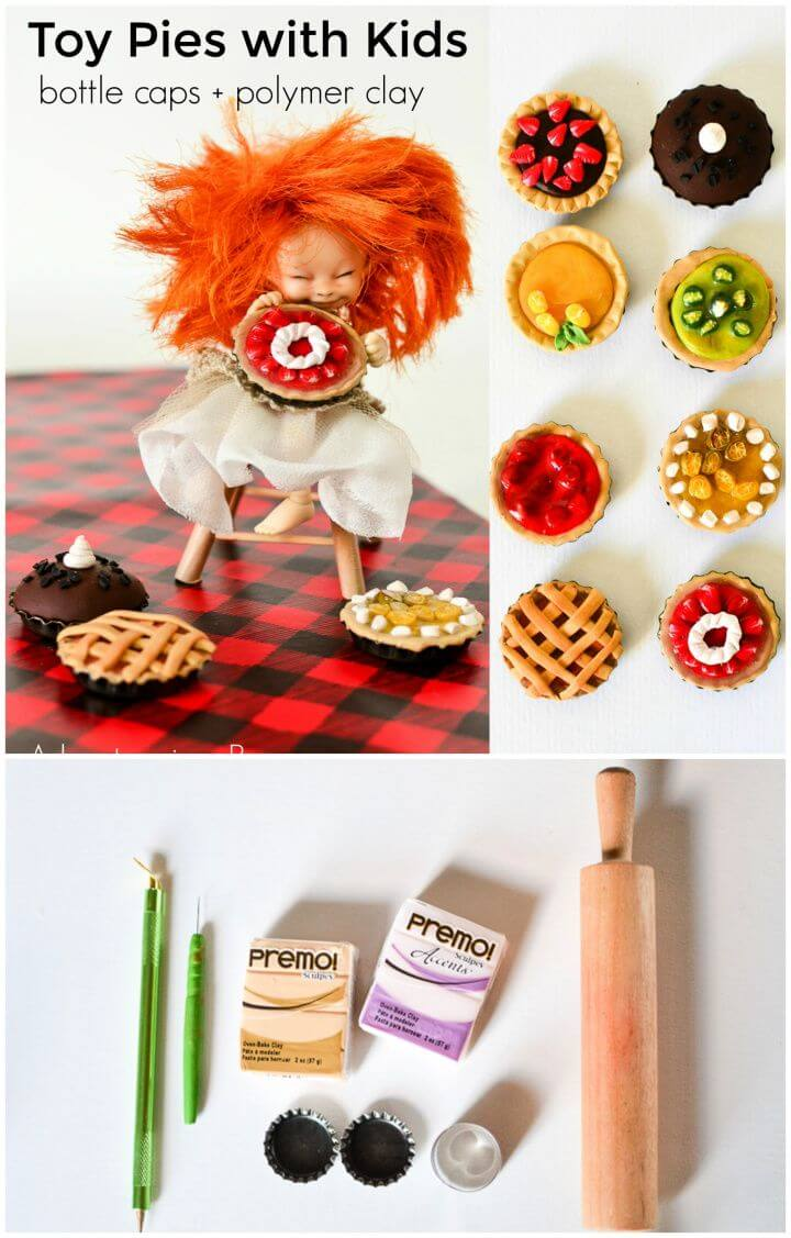 Create Your Own DIY Miniature Pies With Kids