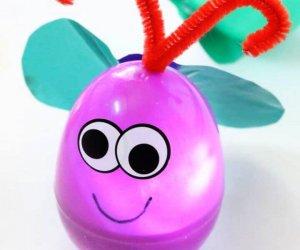 DIY Firefly Summer Craft For Kids