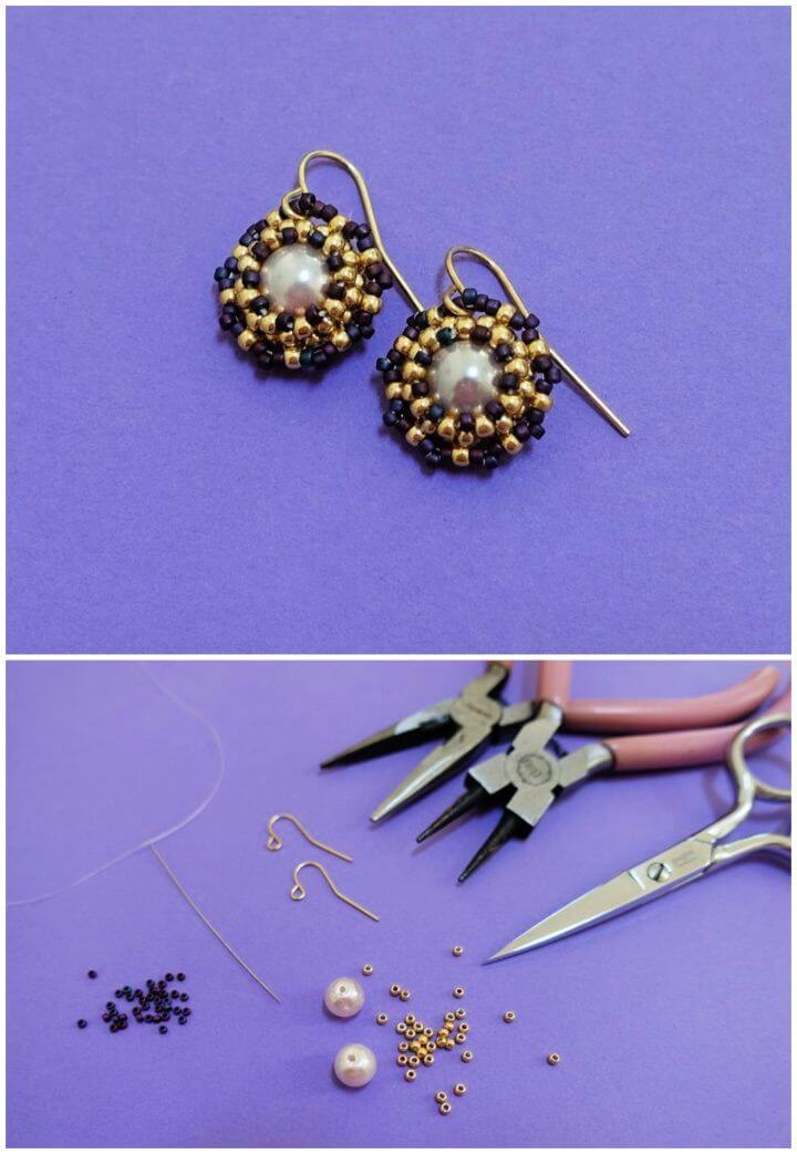 Easy DIY Pearl Bead Idea