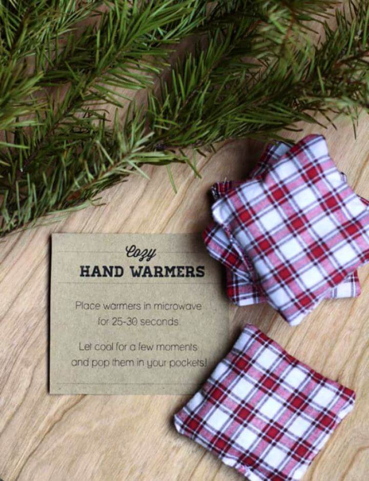 How To Build A Cozy Hand Warmers