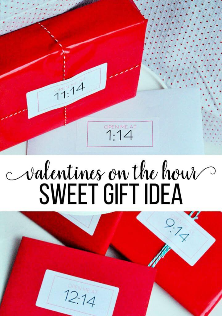How To Build A DIY Valentine Edition