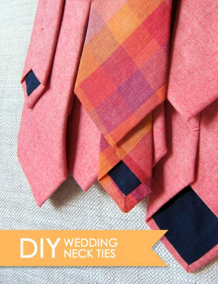How To Build A Elegant Skinny Tie