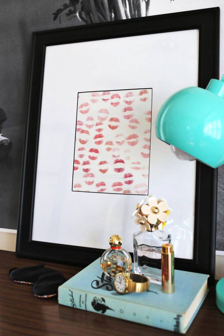 How To Build Lipstick Art Inspiration