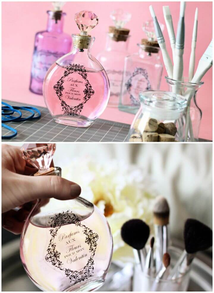 How To Create Apothecary Bottles