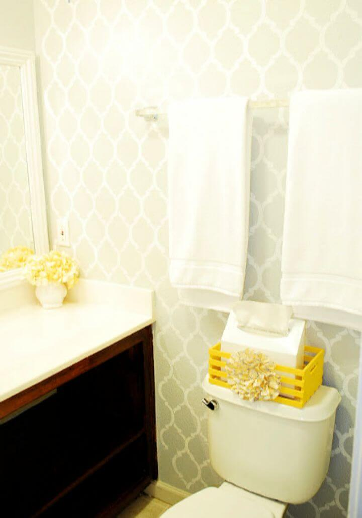 How To Create Yellow Bathroom Accents