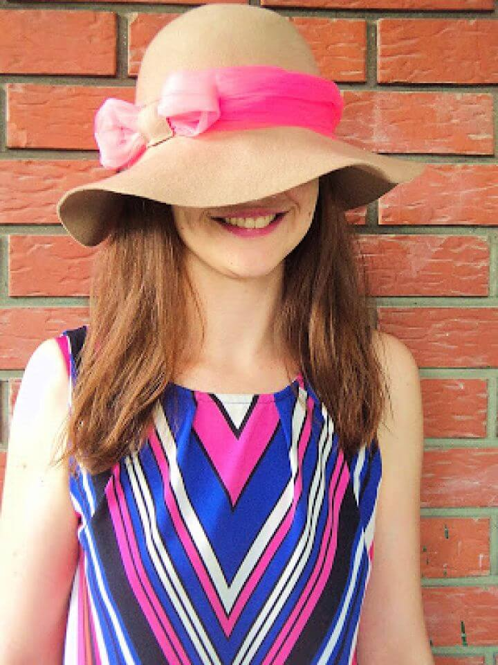 How To Create Your Own DIY Old New Hat