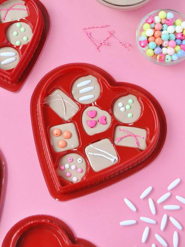 How To DIY Valentine's Day Mod Podge Slime