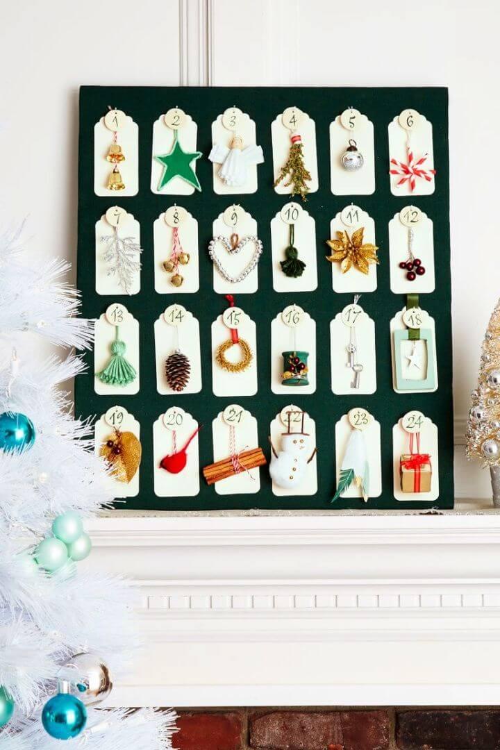 How To Make A Charming Advent Calendar