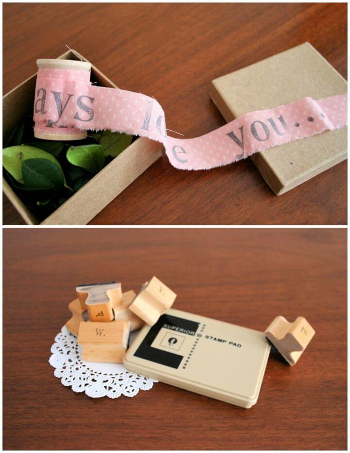 How To Make A DIY Unraveling A Letter