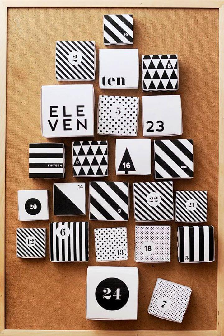How To Make Your Own DIY Calendar