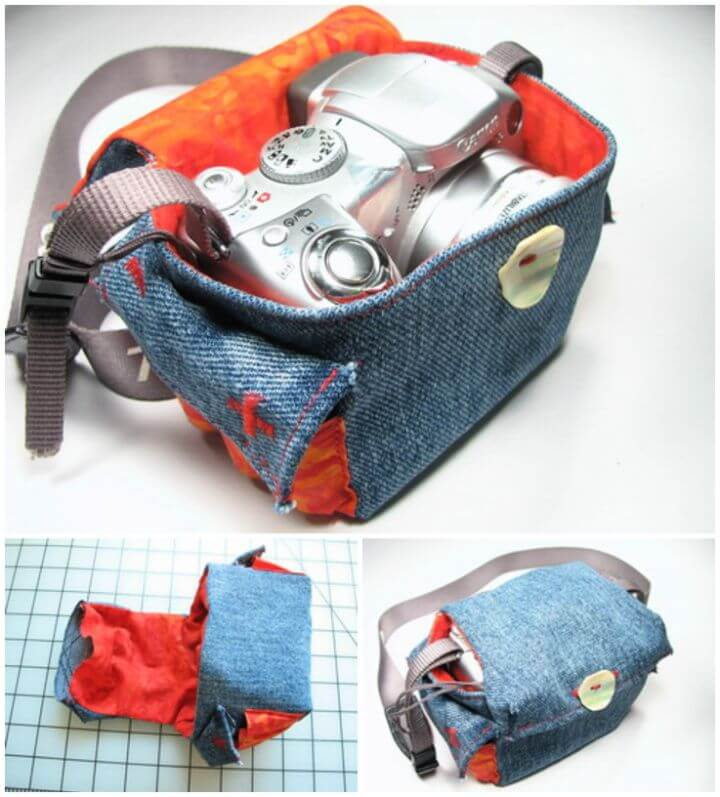 Make Your Own A DIY Camera Cozy