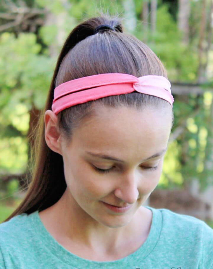 Make Your Own DIY Ombre Headband