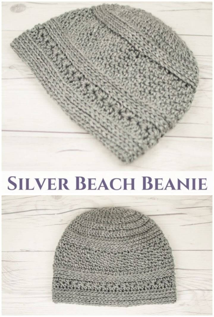 Mens Crochet Beanie Pattern Free