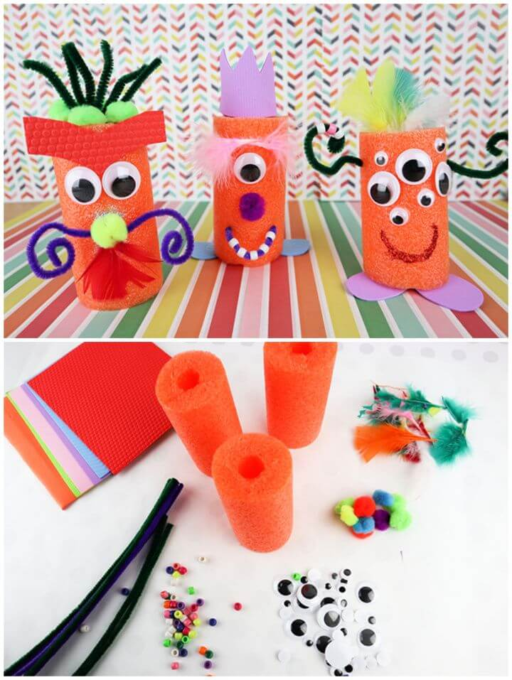 DIY Fun Craft Idea For Kids